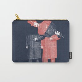 Menswear Carry-All Pouch