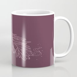 Burn sage, not our sisters (in pink) Coffee Mug