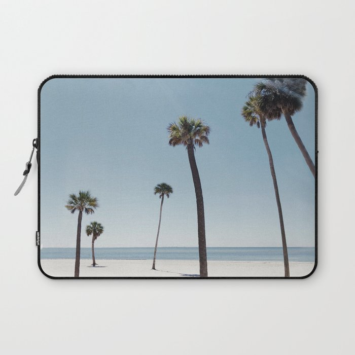 Palm trees 7 Laptop Sleeve