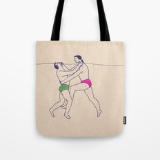 let me rescue you Tote Bag