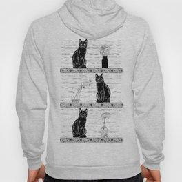Black Cats Hoody