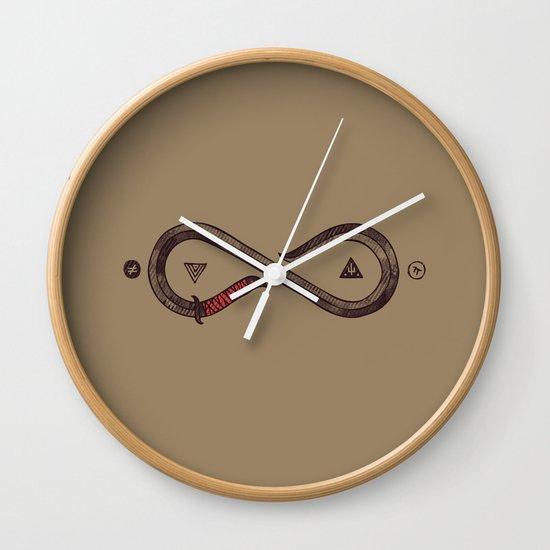 Infinity Blade Wall Clock