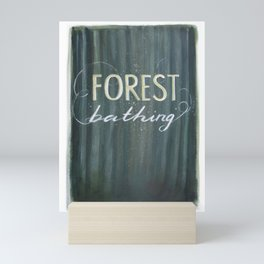 Forest Bathing Mini Art Print