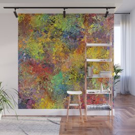 Fall colors Wall Mural