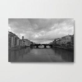 Florence Arno Metal Print