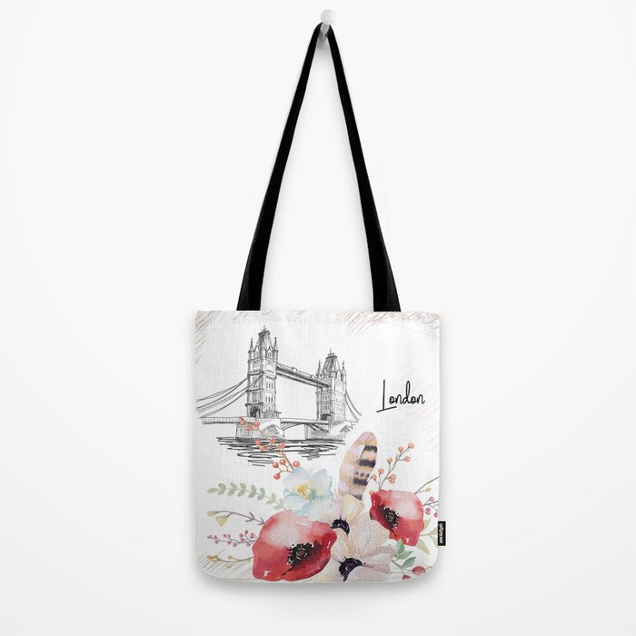 Flowers bouquet #27 Tote Bag