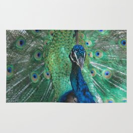 Let Me See Your Peacock Rug