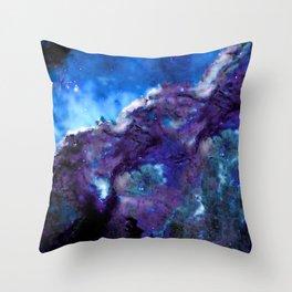 Spatial Magic Throw Pillow