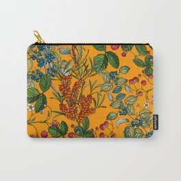 Vintage Garden VII Carry-All Pouch