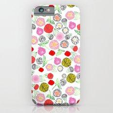 Camellia  iPhone 6s Slim Case