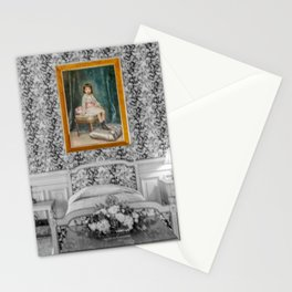 The Breakers Bedroom Stationery Cards
