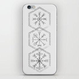 Three runes iPhone Skin