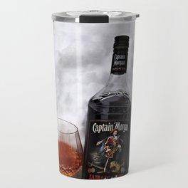 Ice Cold Captain Morgan Rum Travel Mug