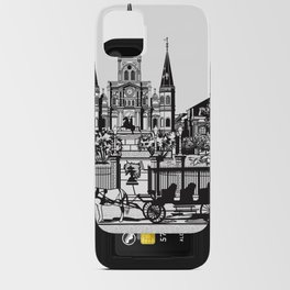 New Orleans iPhone Card Case