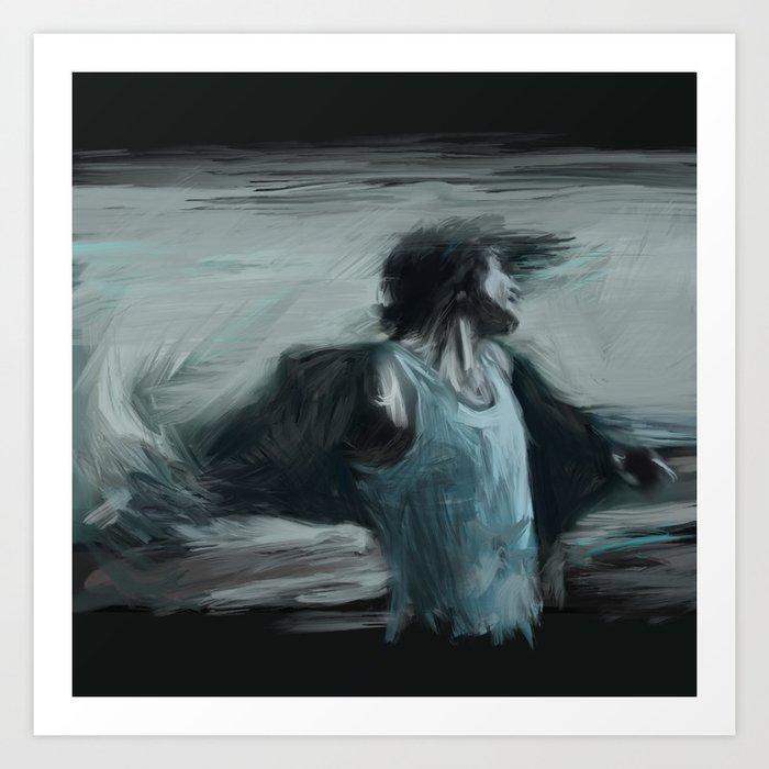 Dancer III Art Print