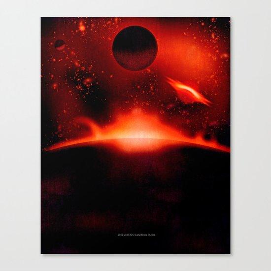 2012 V3 Canvas Print