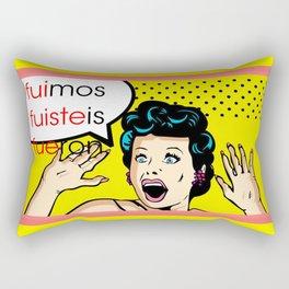 fui Rectangular Pillow
