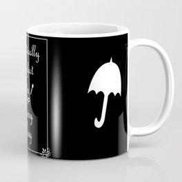 Mary Poppins Practically Perfect Coffee Mug