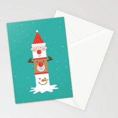 Day 11/25 Advent - Holiday Totem Stationery Cards