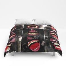 9 gritos Comforters