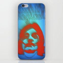 Ditch The Logical  iPhone Skin