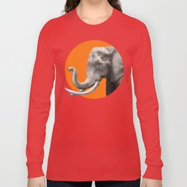 Wild 3 by Eric Fan & Garima Dhawan Long Sleeve T-shirt