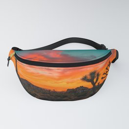 Joshua Tree Parc National Fanny Pack