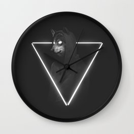It's me inside me Wall Clock