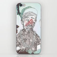 THE ETERNAL CHAMP iPhone & iPod Skin