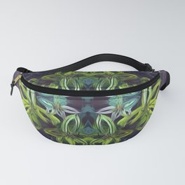 Tropical Greenery Fanny Pack