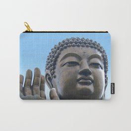 Buddhism - Tian Tan Buddha 144 - Hong Kong Carry-All Pouch