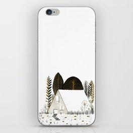 House I iPhone Skin