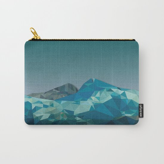 Night Mountains No. 36 Carry-All Pouch
