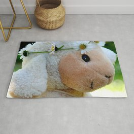 The little lamb named Luv Rug