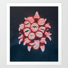 Ostium Art Print