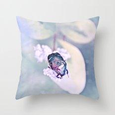 SCARABÉE Throw Pillow