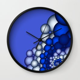 less is more -4- Wall Clock