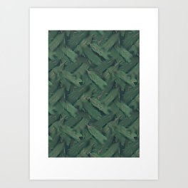 Shelter - Needle Art Print