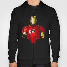 Polygon Heroes - Iron Man Hoody