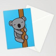 Cute Koala Stationery Cards