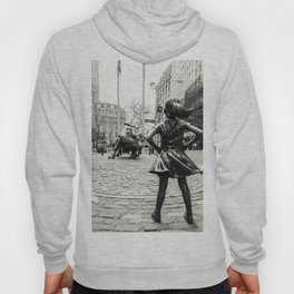 Fearless Girl & Bull - NYC Hoody