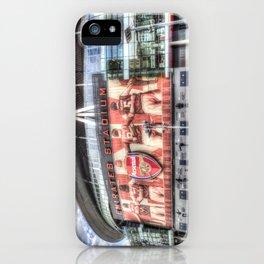 Arsenal FC Emirates Stadium London iPhone Case