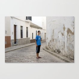 Andalucía Canvas Print