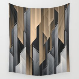 ABSTRACT 17 Wall Tapestry