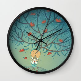 Get well Soon Wall Clock