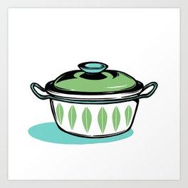 Enamel Pot Art Print