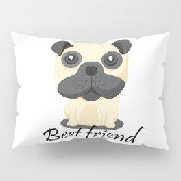 Best Friend Pillow Sham
