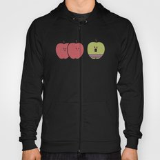 Green Apples Are Always Angry Hoody