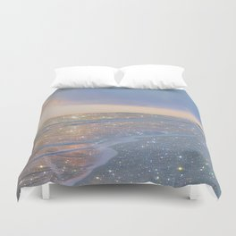 Magic ocean Duvet Cover