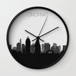 City Skylines: Cincinnati Wall Clock